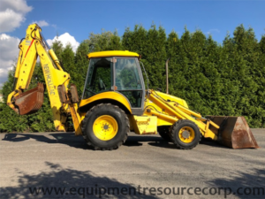 2001 New Holland LB-90 Backhoe Loader- $27,900.00