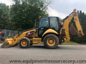 2007 CAT 416E Backhoe Loader- Call For Pricing