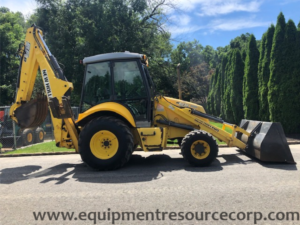 2007 New Holland B95 Backhoe Loader- $37,500.00