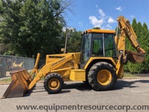 1991 John Deere 310D Backhoe Loader- $21,500.00