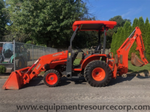 2007 Kubota B26 Backhoe Loader- $19,500.00
