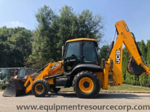 2010 JCB 3CX Backhoe Loader- $45,700.00