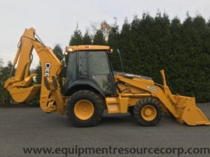 2005 John Deere 410G Backhoe Loader- $37,900.00