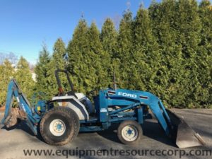 Ford New Holland 2120 Backhoe Loader- $16,500.00