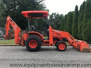 2010 Kubota B26 Backhoe Loader- $19,500.00
